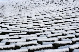 Er zijn verschillende maatregelen om uw dak winterklaar te maken