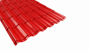 Kunststof dakpanplaten
